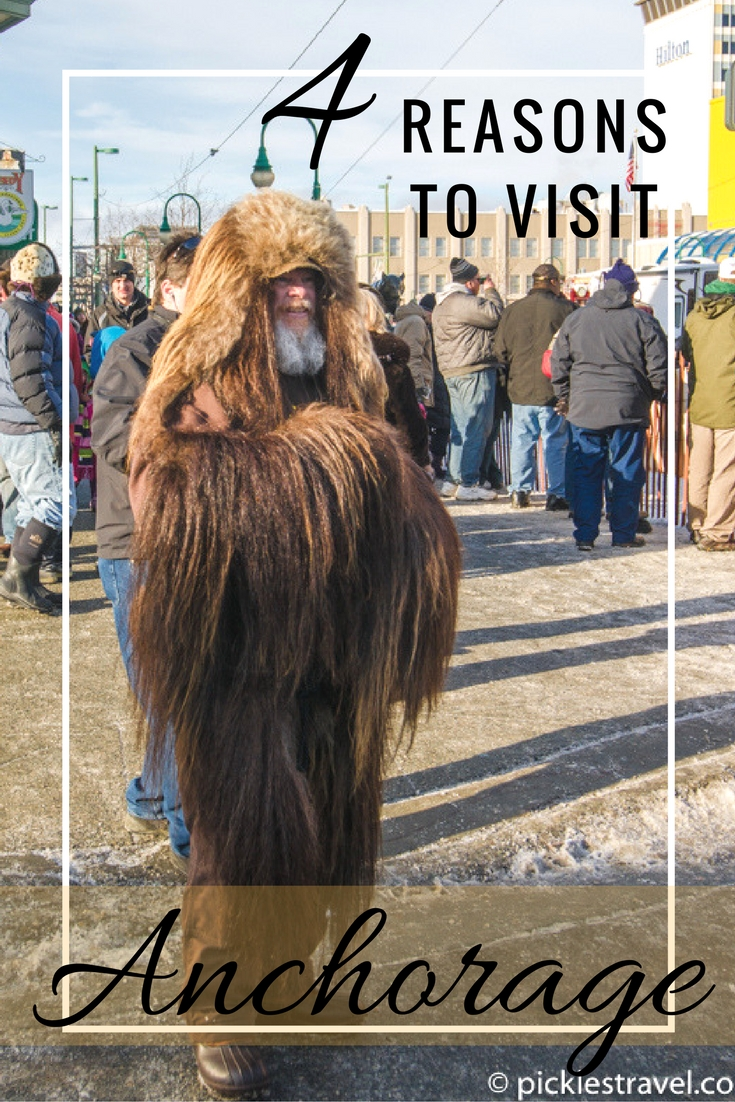 Anchorage, Alaska Travel tips with 4 reasons to visit  the Fur Rondy in February