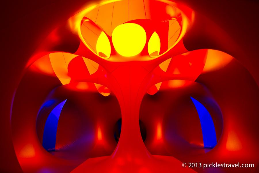 Exxopolis: Luminarium