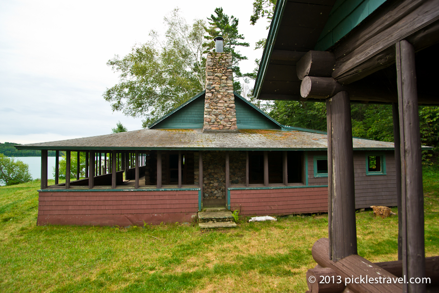 Main Lodge of Joyce Estate