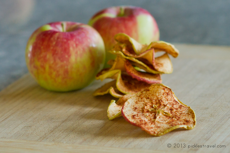 Sweet Apple Chips