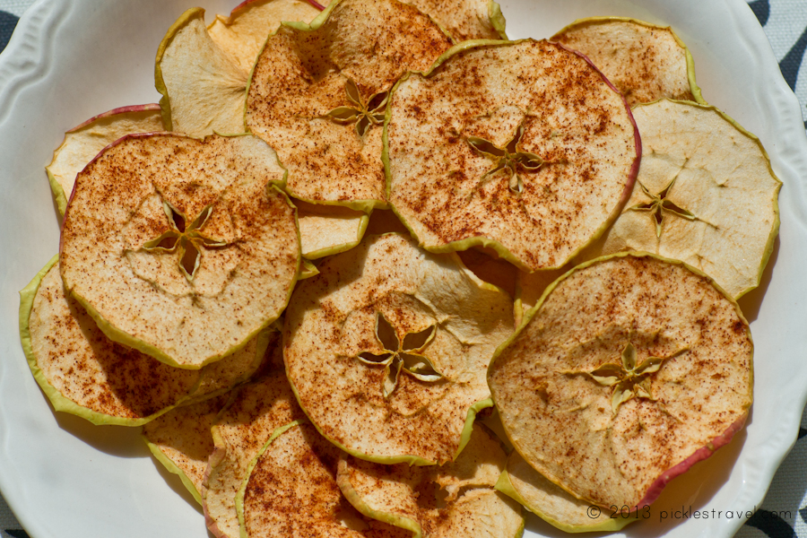 Apple Crisp Chips