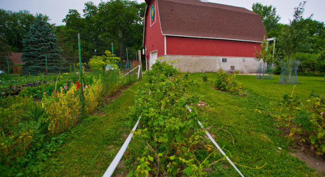 Gardens by the Big Red Barn