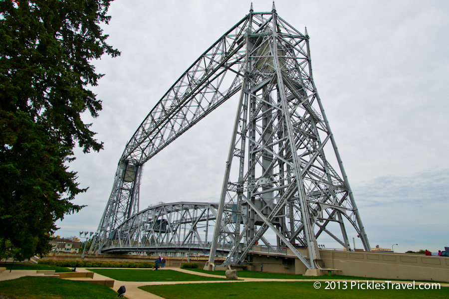 Duluth Harbor Lift Bridge