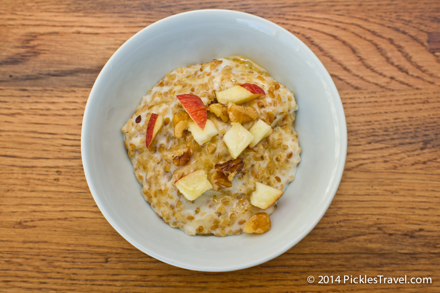 Steel Cut Oats Oatmeal