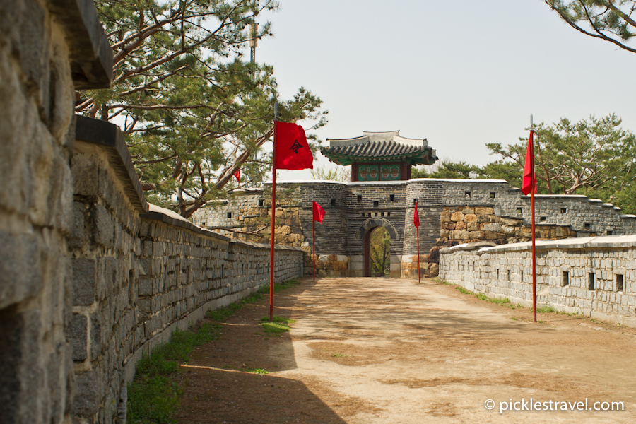 Hwaseong Fortress - The Flower of Castles