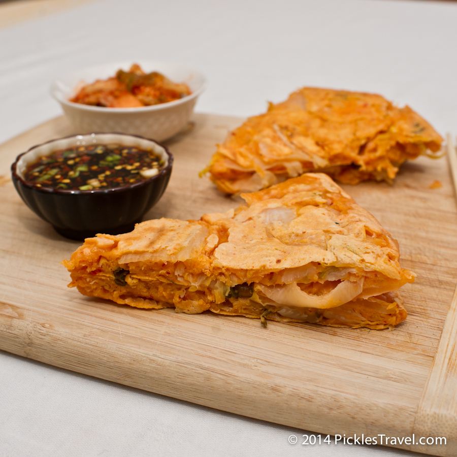 Appetizer Bites for Kimchi