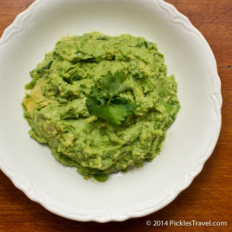 The delicious 5-min guacamole