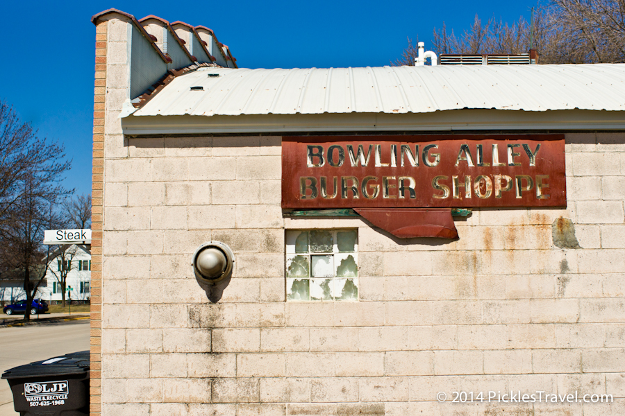 Janesville Bowling Alley