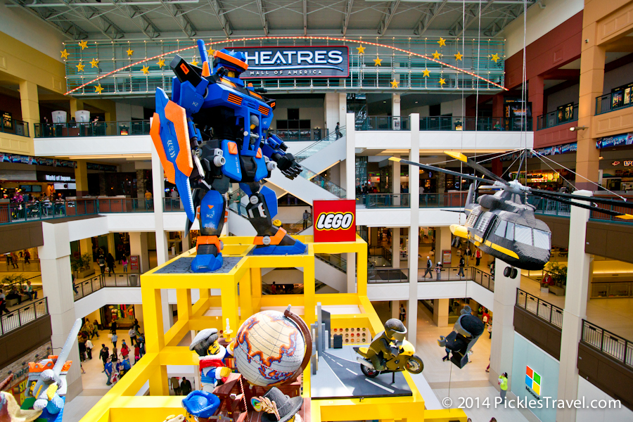 Lego Land and world