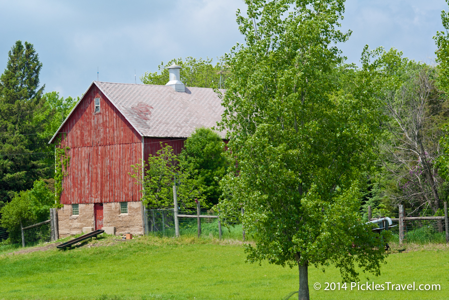 Big Red Barn of Blue Earth County