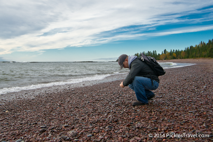 5 Tips for Hunting Lake Superior Agates