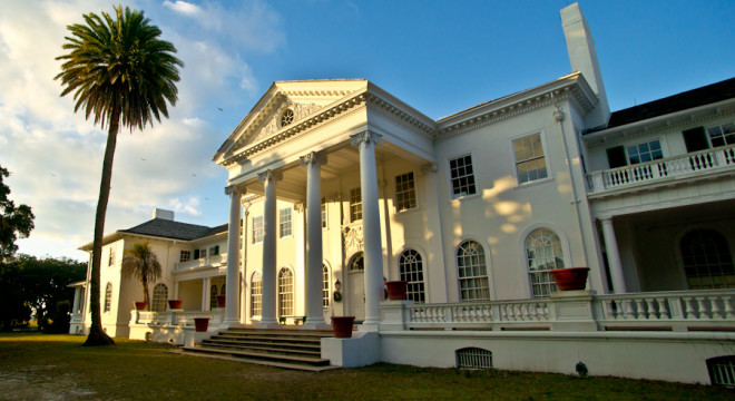 Plum Orchard Mansion; Cumberland Island