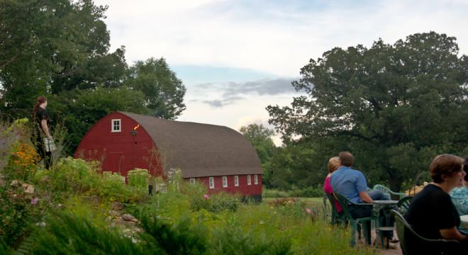 Morgan Creek Barn Fixture