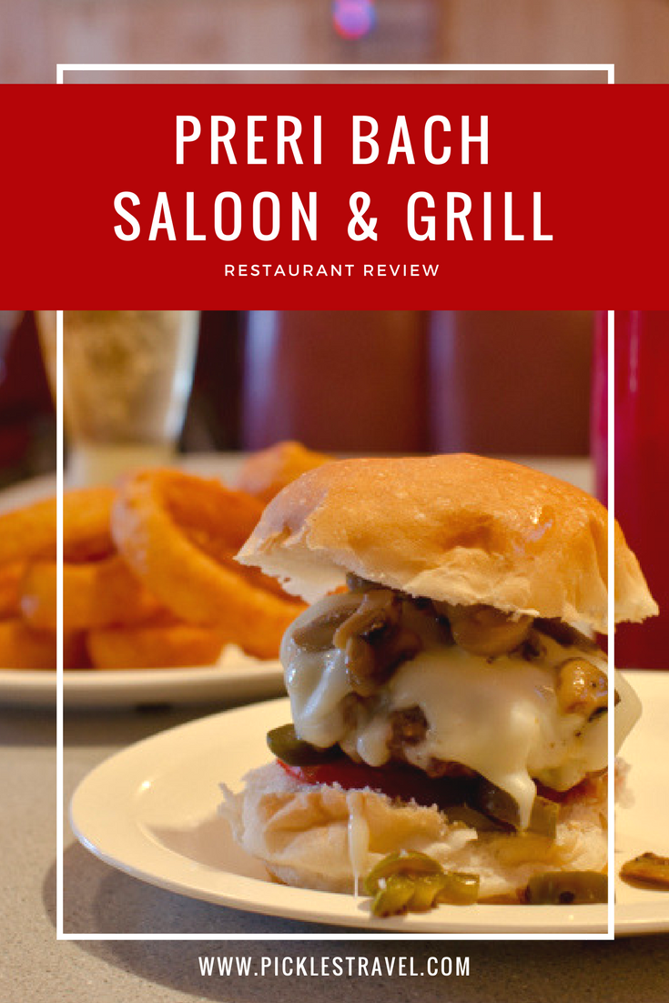 If you are a fan of big burgers then the Cambria burger at Preri Bach Saloon and Grill is for you. A dive bar near New Ulm with the best onion rings and burgers in Minnesota makes it worth the mini road trip from the Twin Cities