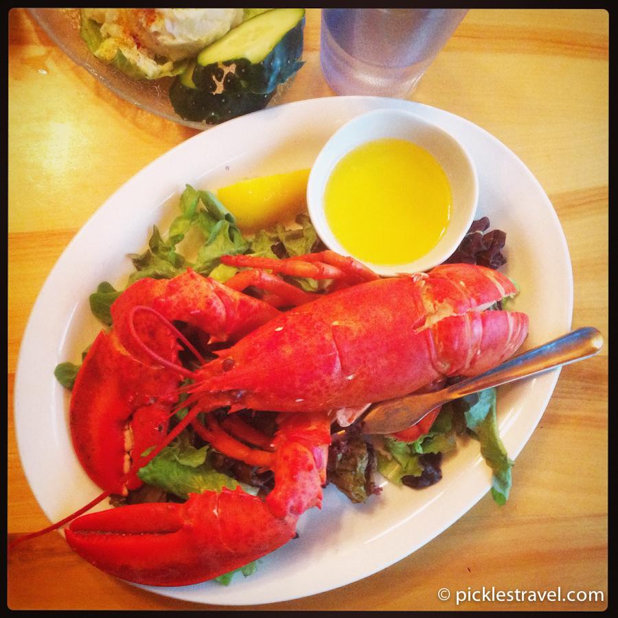 Fresh Lobster from Instagram