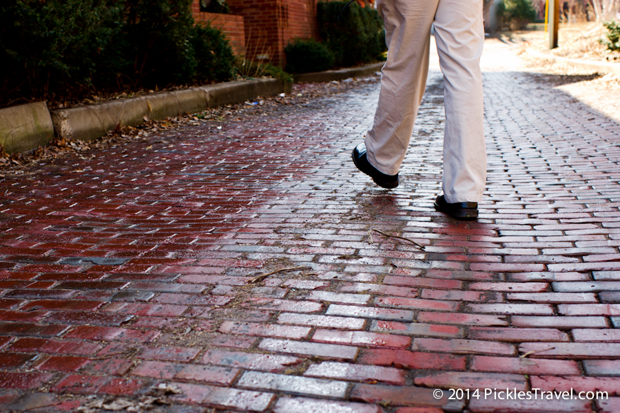 Taking a Stroll- why walking matters
