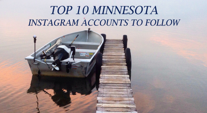 top 10 instagrammers from Minnesota to follow