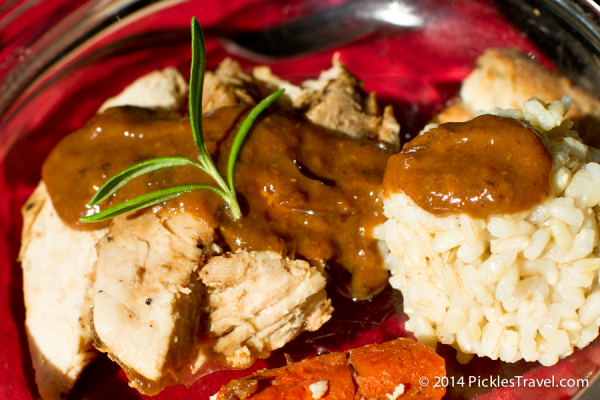 Chicken Gravy made from scratch