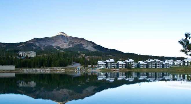 Big Sky Resort and Mountain, Montana