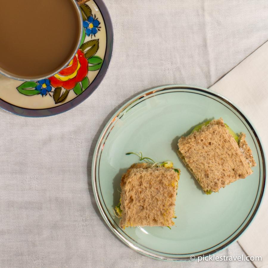 Finger Tea Sandwiches