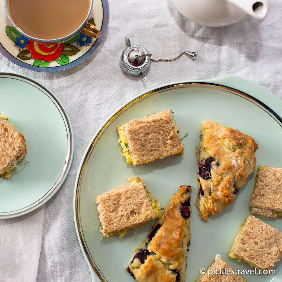 High British Tea Time