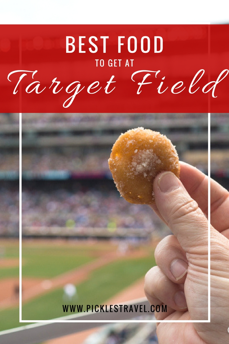 Even going to a Twins baseball game can be a foodie's dream. The next time you head to the concession stands make sure to try all of these great meals and snacks along with your hot dog and peanuts. You will enjoy the healthy options.