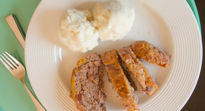 Recipe for Grilled Meatloaf