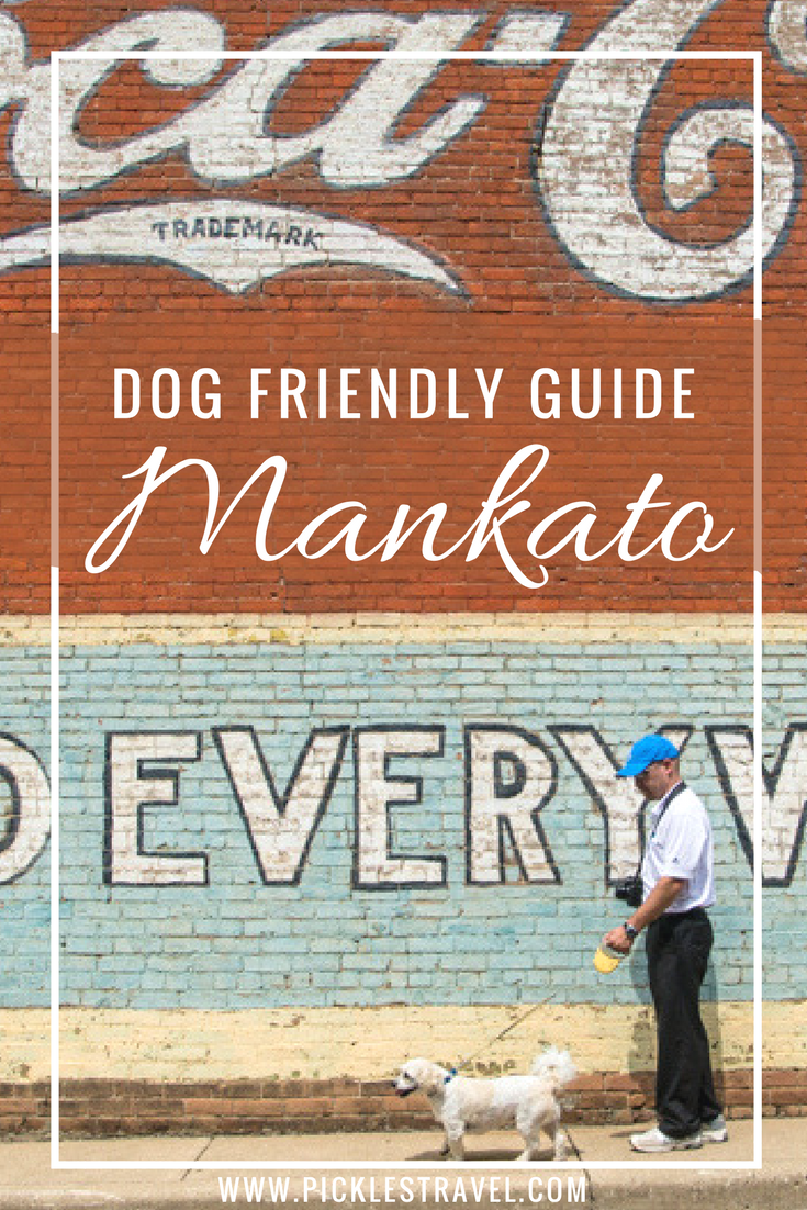 Dog Friendly Travel and Road Trips in Minnesota are so fun so it's important to know the highlights and things to do in each city. Mankato, MN is just starting to allow pets in different locations so use this guide and make sure to call ahead if you're planning on traveling with your fur baby.