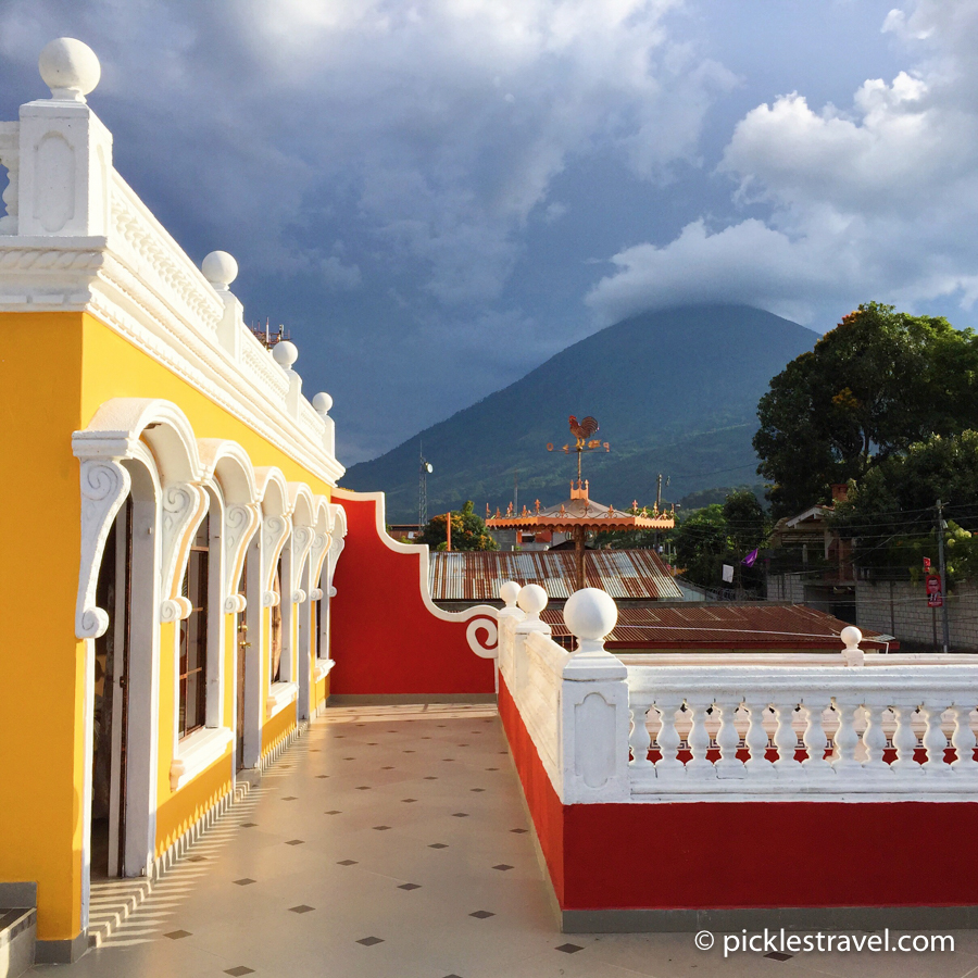Guatemala color and views