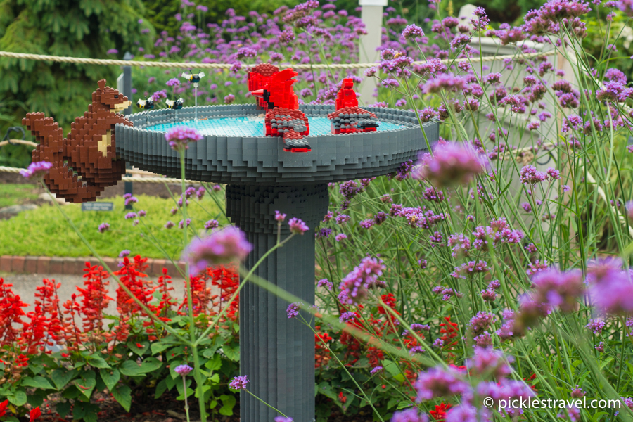 Nature Connects: Art with LEGO® Bricks