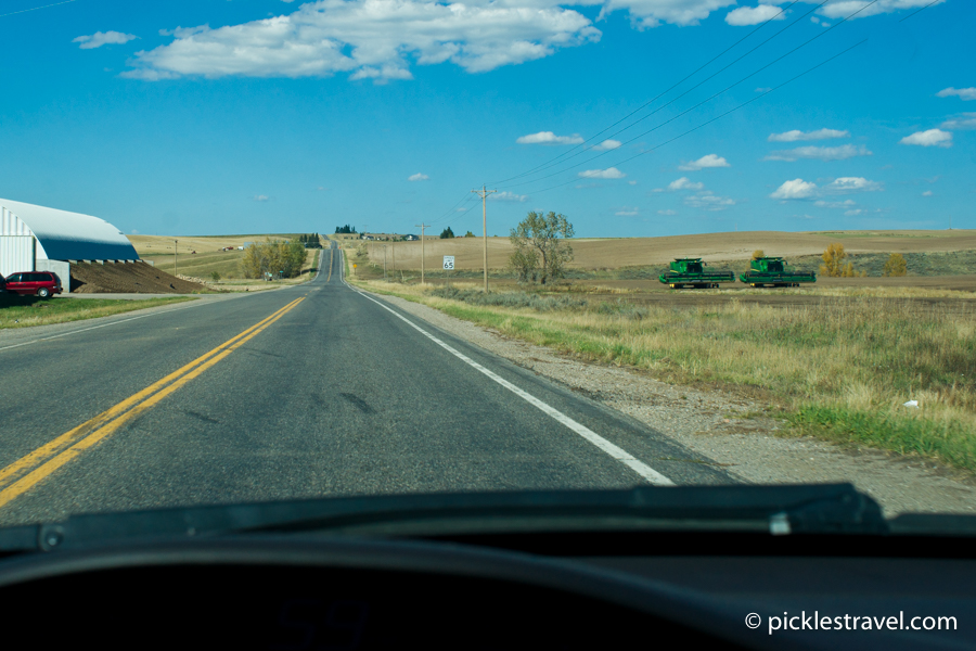 On the road again | Road Trip Contact