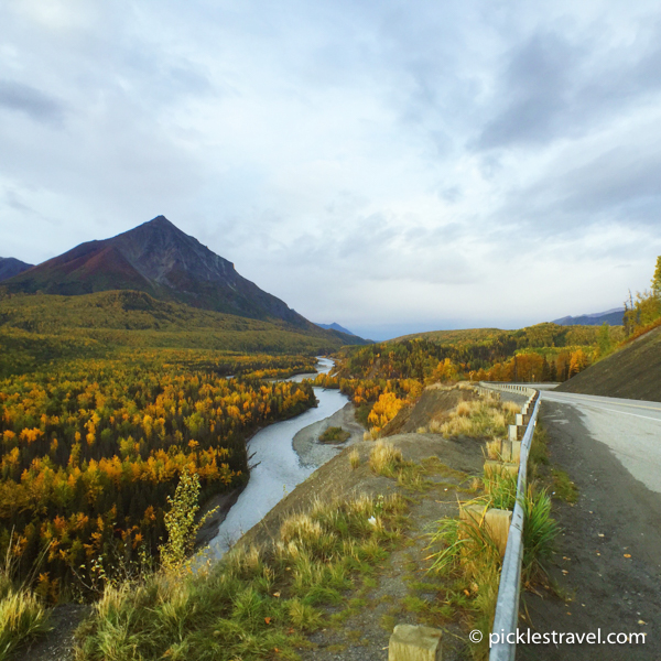 Alaska Highway to Tok