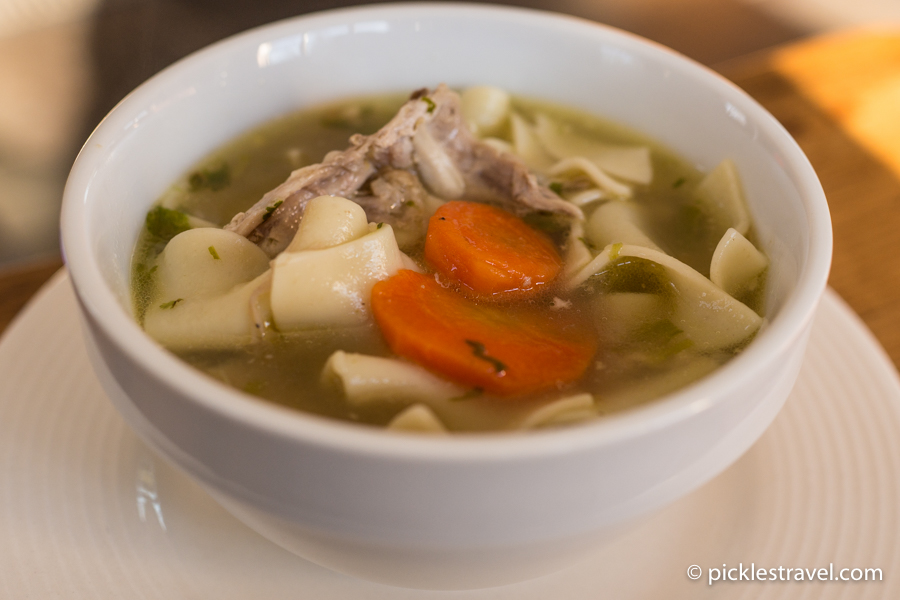 Turkey Noodle Soup Recipe