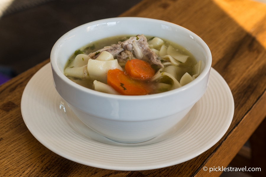 Recipe for Turkey Noodle Soup