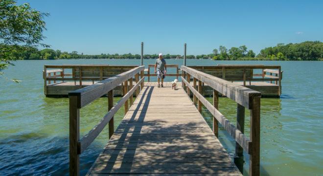Exploring Lake Shetek State Park