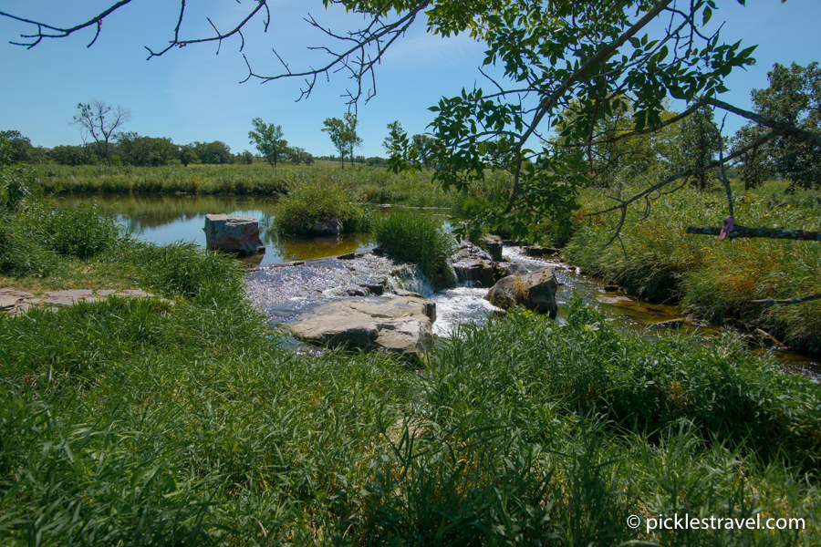 Pipestone Creek