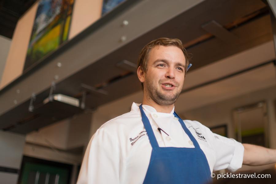 chef Brian Hauke of Third Bird