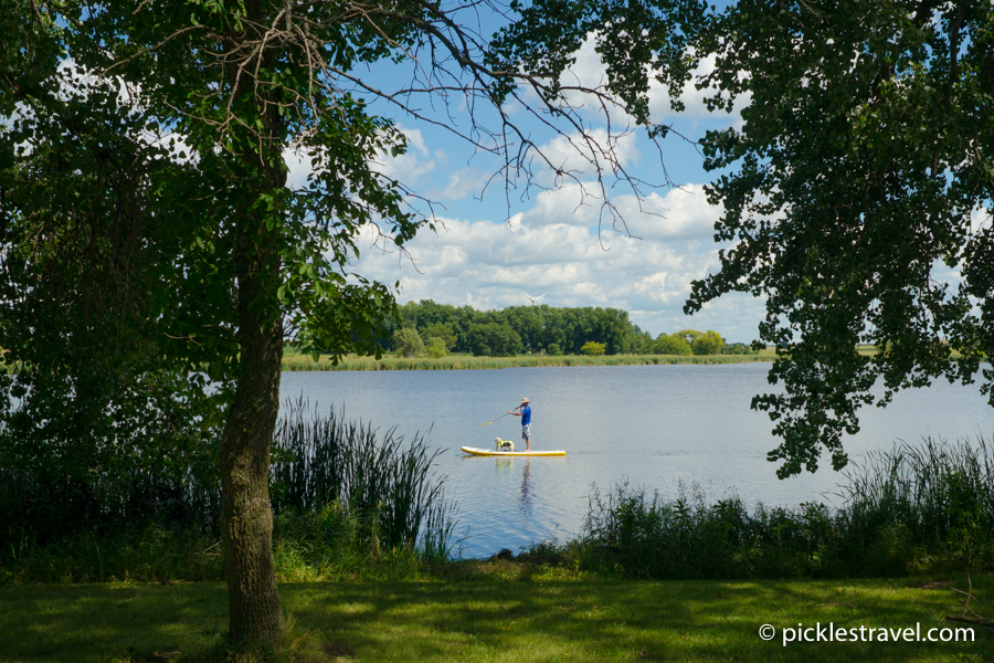 State Parks for Stand Up Paddle boarding