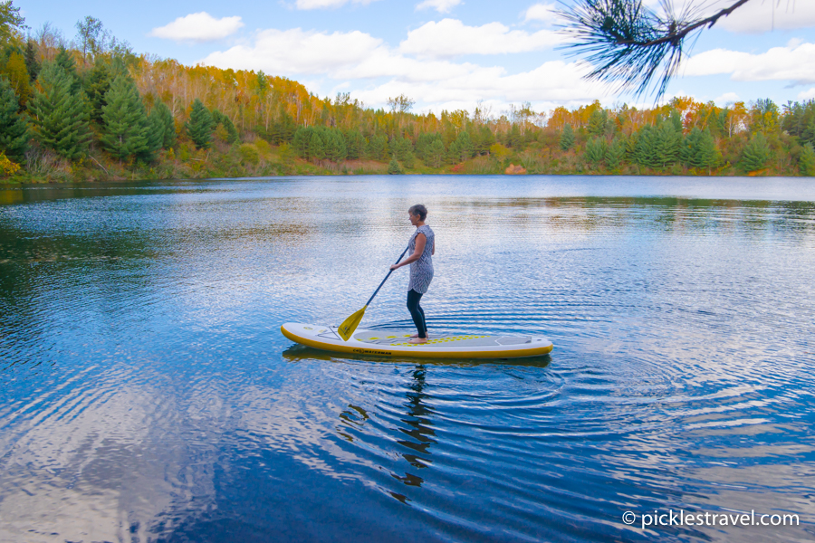paddle board mn state parks