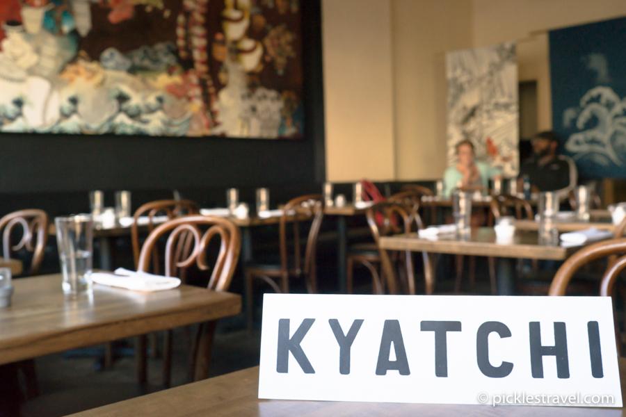 Kyatchi Restaurant Minneapolis