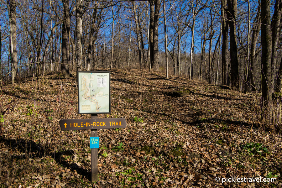 Beaver Creek Valley State Park Hiking Club