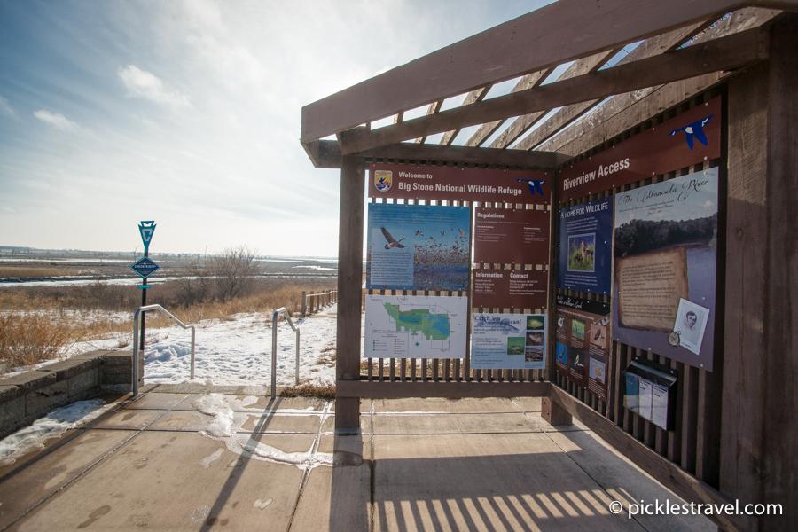 Big Stone Lake State Park Checkpoint MN
