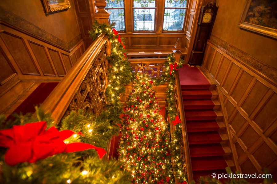 Glensheen Mansion Christmas