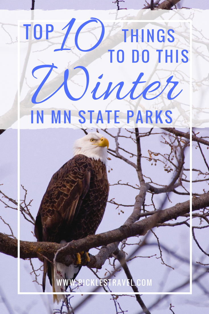 Top 10 Things to do in Minnesota State Parks this winter. Enjoy these kid friendly outdoor activities that you can do outside all season long at state parks on the north shore and lake superior as well as those near the Twin Cities.