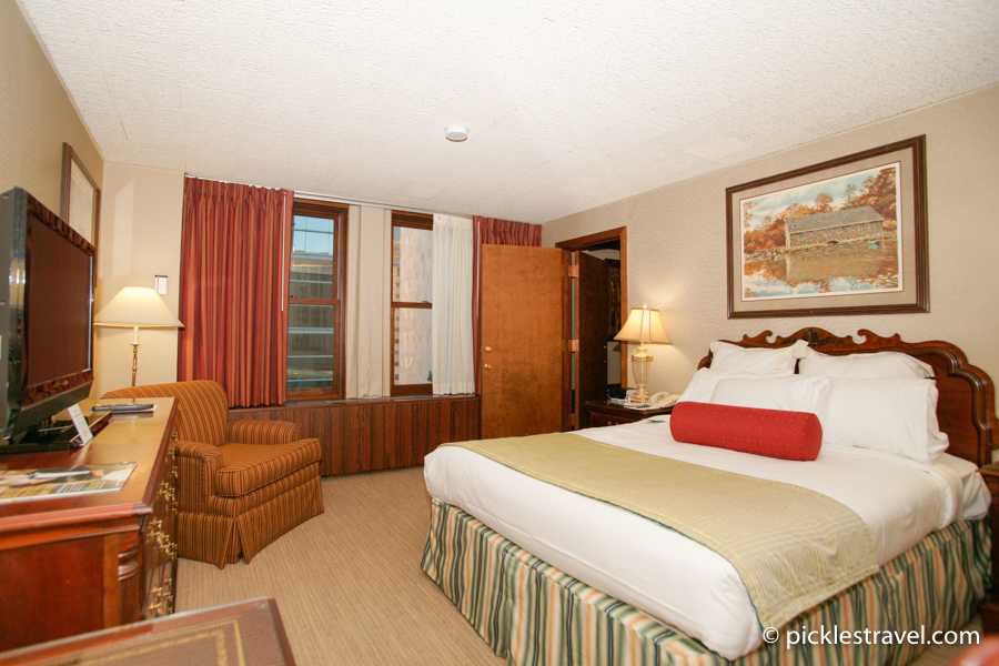Bedroom 1 at Kahler Grand