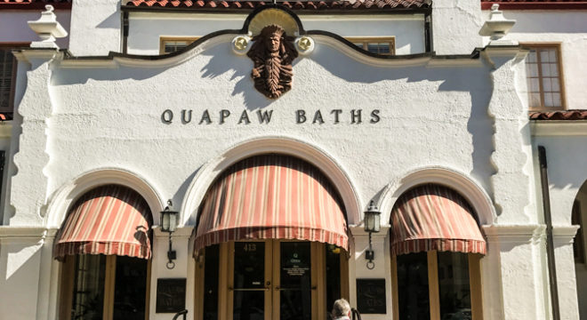 Quapaw Baths and Spa