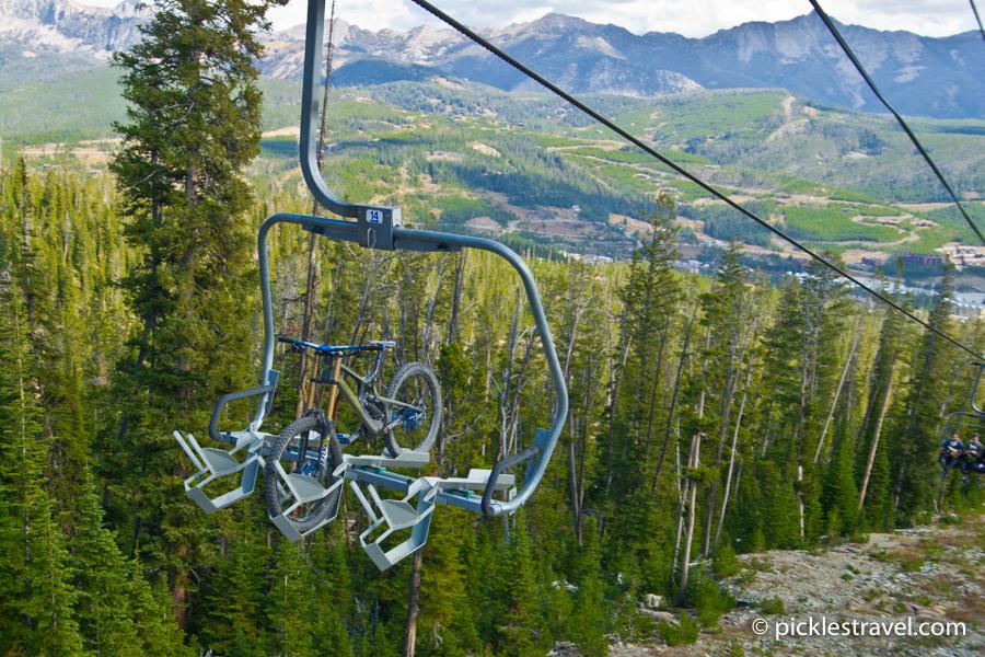 mountain biking in big sky montana