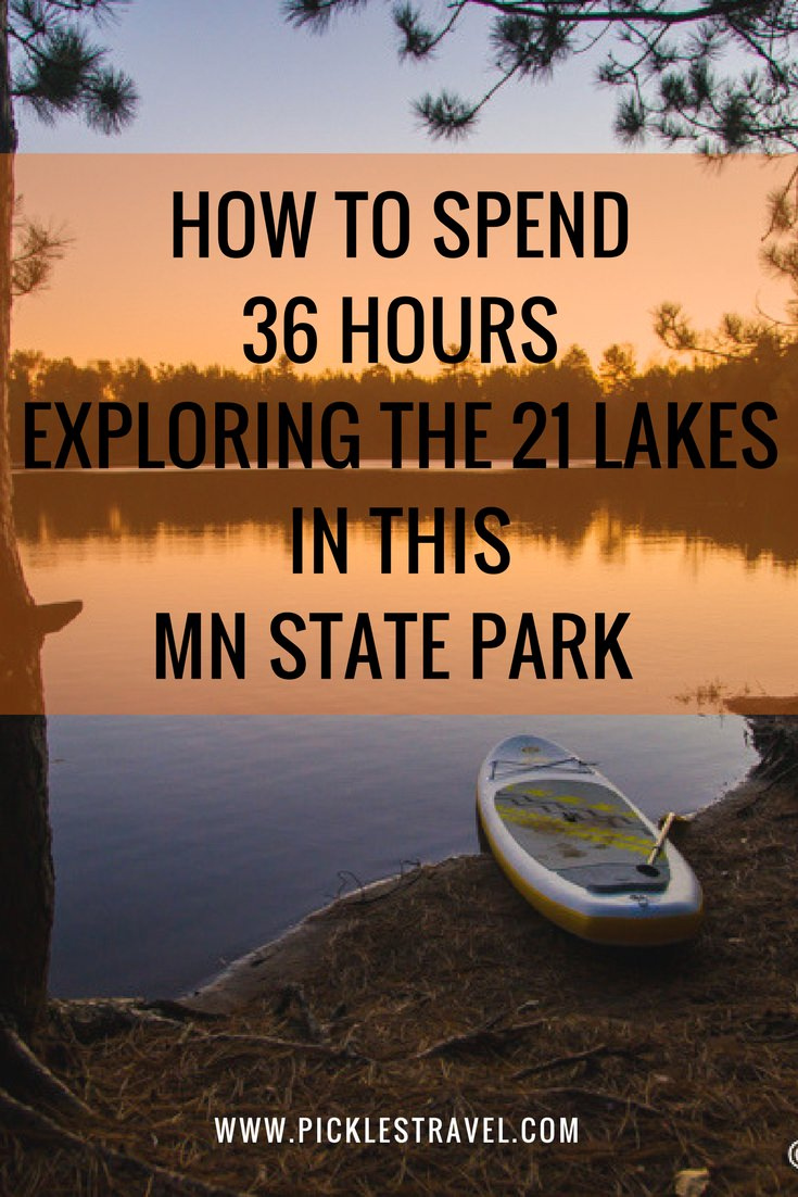 The perfect Minnesota itinerary for exploring Cuyuna Country State Park and the Iron Range for the outdoor adventure family with kids or as a single traveler. 21 amazing lakes, mountain biking options and some delicious restaurants make for a wonderful weekend trip from the Twin Cities.