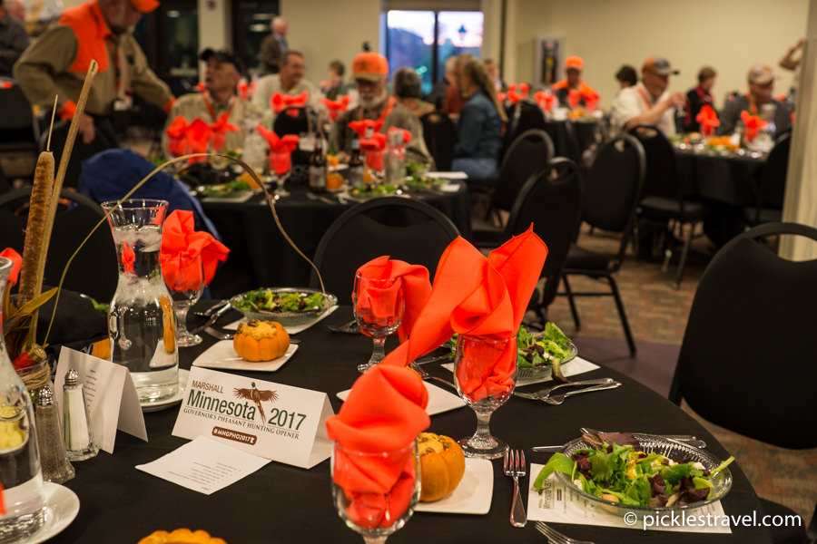 Minnesota Governor's Pheasant Opener Banquet