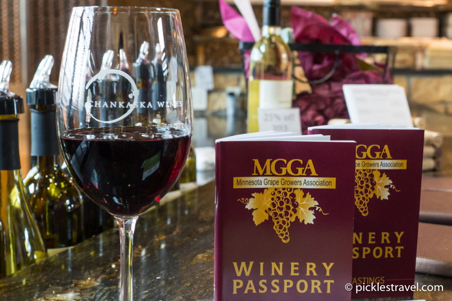 Minnesota Winery Passport Giveaway